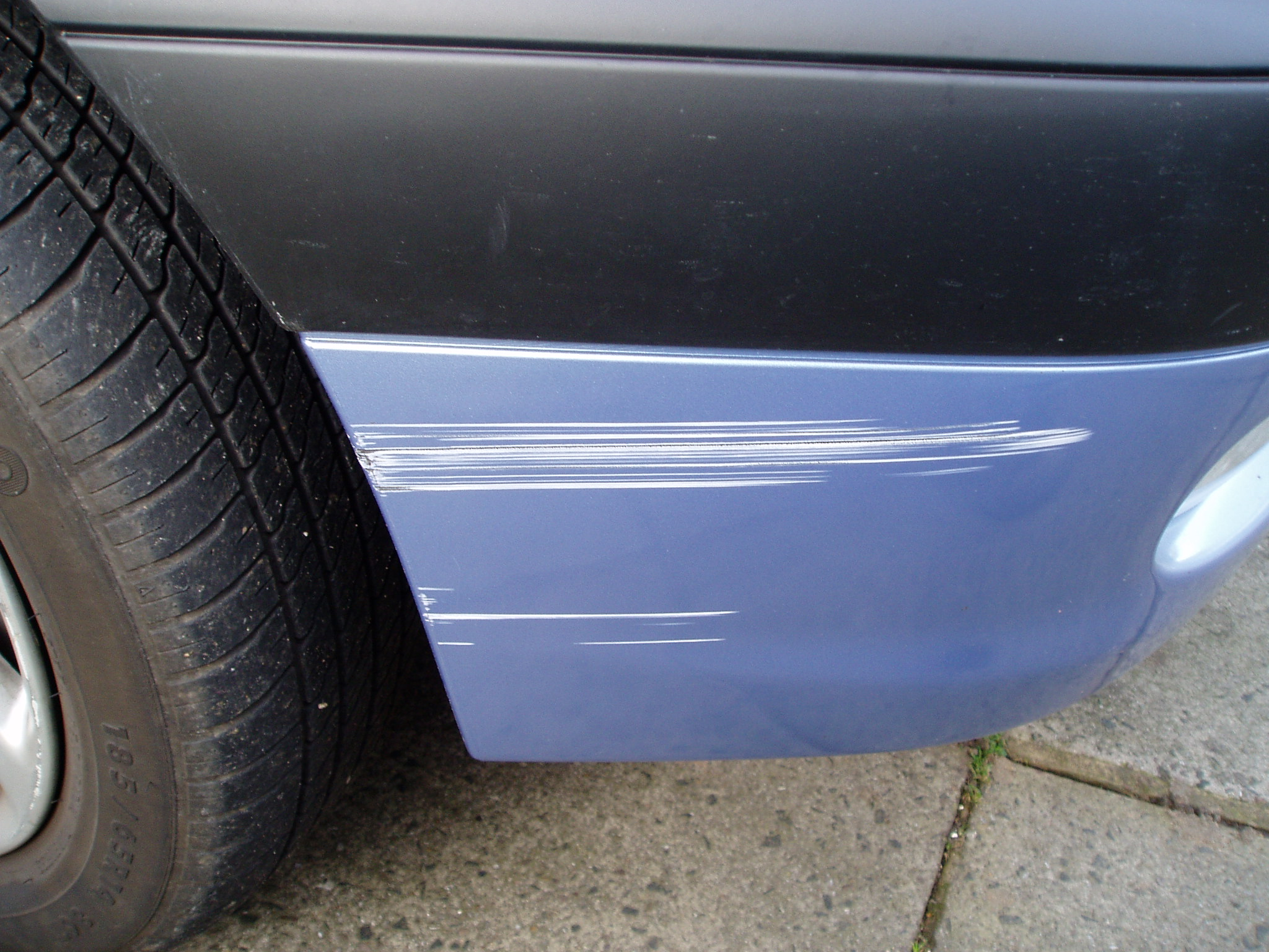 READ MORE FOR BUMPER SCUFF REPAIRS IN THE WEST MIDLANDS WE REPAIR SCRAPES SCRATCHES OR EVEN DEEP GOUGES OUT OF THE PAINTWORK ON YOUR BUMPER WE ALSO REPAIR TEXTURED BUMPER SCUFFS OR DOOR TRIM SCUFFS BACK TO NEW CONDITION IN BIRMINGHAM,SOLIHULL WORCESTER.